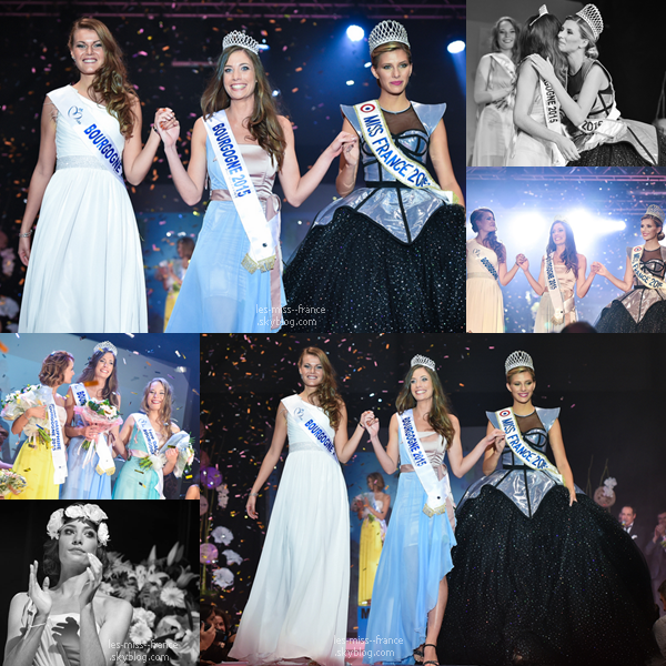 Miss Bourgogne 2015 est Jade Vélon