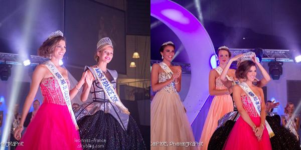 Miss Nord pas de Calais 2015 est Iris Mittenaere !