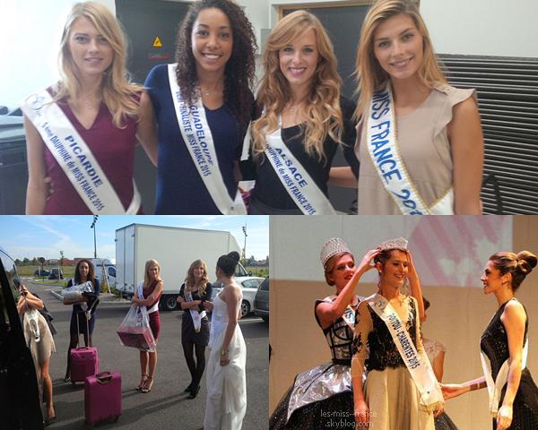 Miss Poitou-Charentes 2015 est Manon Rougier