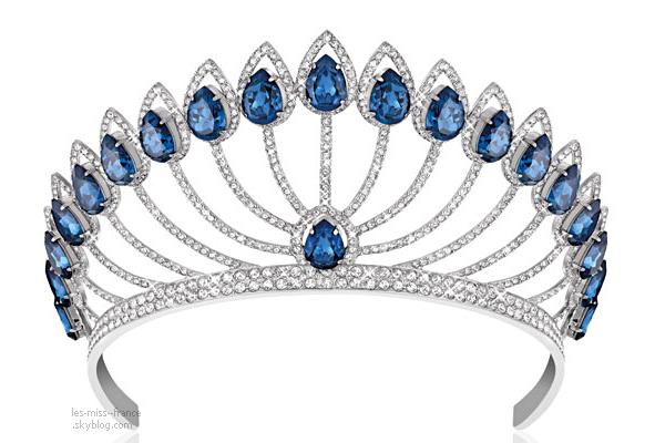 Découvrez la couronne de Miss France 2016 !