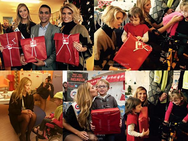 11 Déc. 2015 | Camille accompagnée de Laury étaient dans l'émission les Zawards sur TF1
