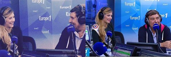 19 Déc. 2015 | J-J et oui c'est déjà ce soir ! En attendant on retrouve Camille et un groupe de Miss chez France Bleu.