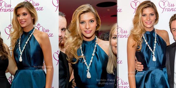 Miss Nord Pas De Calais, est élue MISS FRANCE 2016 !