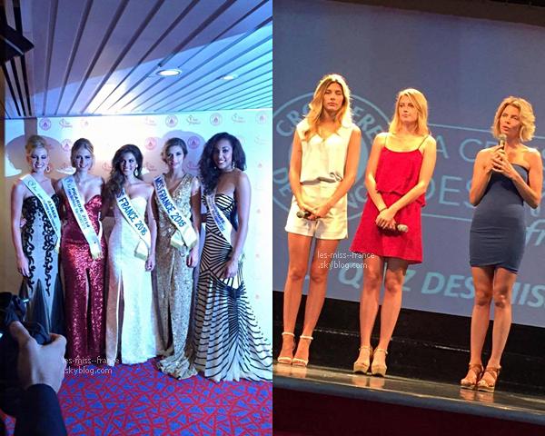 Du 10 aux 16 Janvier 2016 | Croisière Miss France