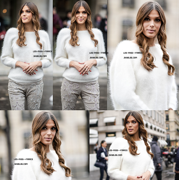 23 Janv. 2019 | Paris Fashion Week