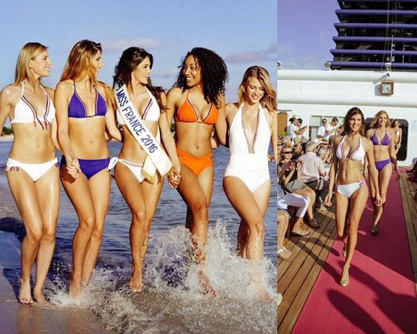 Croisière Miss France 2016