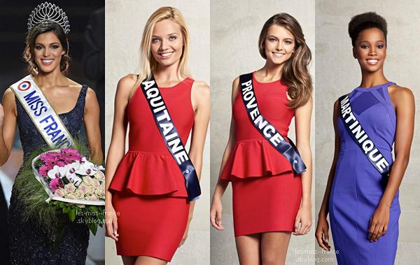 INFORMATIONS | Show Miss France 2016 et Election Miss France 2017