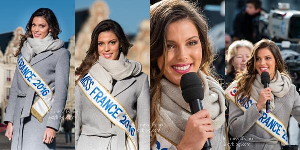 19 Févr. 2016 | Ce matin Iris était à la radio RTL à 11h. Iris est actuellement en Italie pour le partenaire Miss France, Vitalitys.