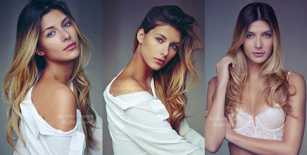 SHOOTING -- Camille Cerf, Morgane Edvige et Chloé Mortaud modèles photos