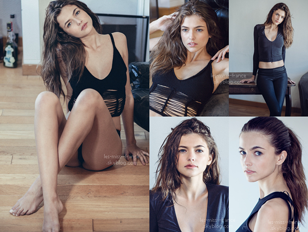 Shooting Julia Courtes Morgane Edvige Mod 232 Les Photos ♚ Miss France