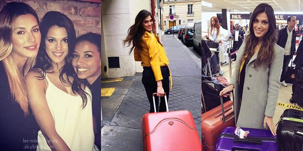 VOYAGE -- Iris, Camille, Flora et Delphine partiront demain, direction le Maroc !