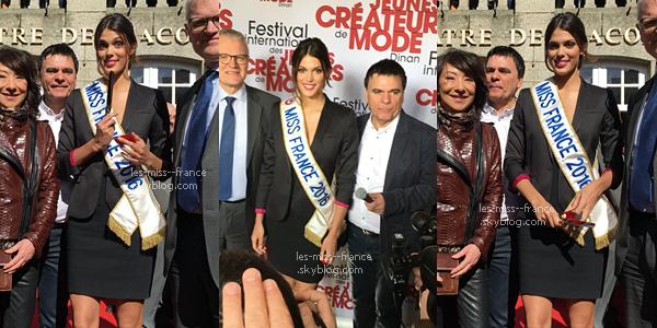 18 Avril 2016 | Préparation du show miss France 2016 avec Iris, Julia, Morgane et Gennifer !