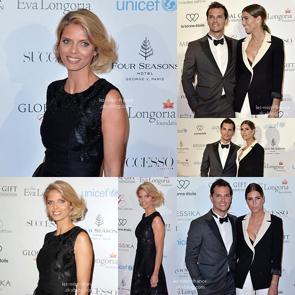 12 mai 2016 | Flora était à La Villa Schweppes pour la soirée du film Rocco à Cannes.