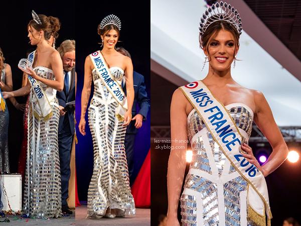 18 juin 2016 | Iris était à l'élection de Miss Valenciennois 2016.