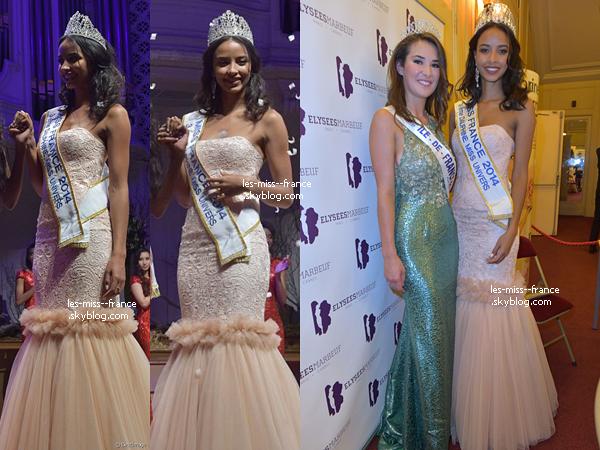 Miss Ile de France 2016 est Meggy Pyaneeandee