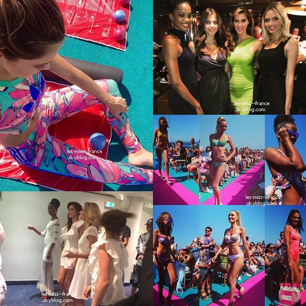 25 juin au 02 juillet 2016 | Iris part en croisière en Italie avec Julia, Morgane, Gennifer et Sylvie.