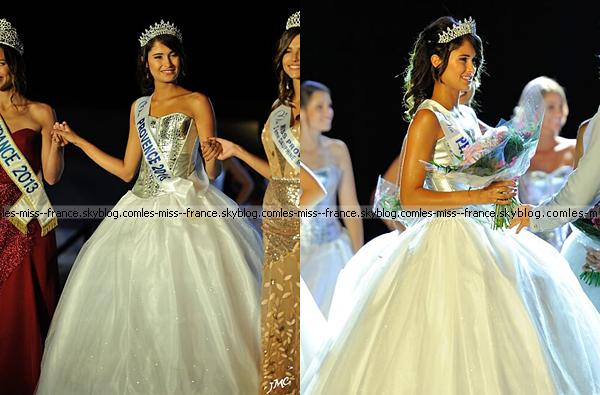 Miss Provence 2016 est Noémie Mazella