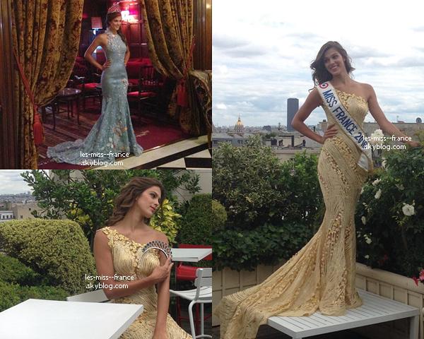 28 Juil. 2016 | Le show miss France était en Aquitaine pour l'élection de Miss Médoc !