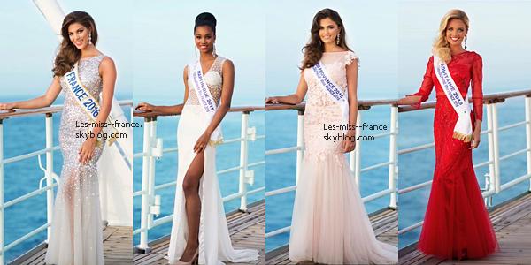 De nouvelles photos d'Iris et une autre du show miss France ♥