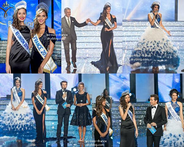 Miss Réunion 2016 est Ambre Nguyen