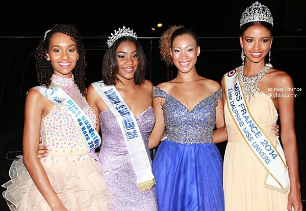 Miss Saint-Martin 2016 est Anaëlle Hyppolite