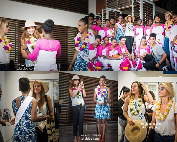 Miss Mayotte 2016 est Naima Madi Mahadali