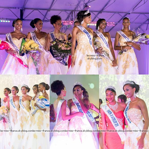 Miss Guadeloupe 2016 est Morgane Thérésine