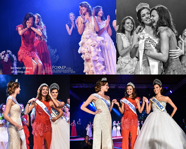 Miss Bourgogne 2016 est Naomi Bailly
