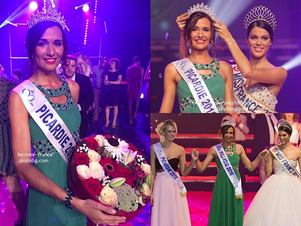 Miss Picardie 2016 est Myrtille Cauchefer