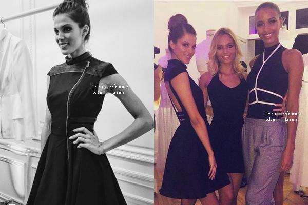 Camille était à l'élection de Miss Pays de l'Albigeois 2016