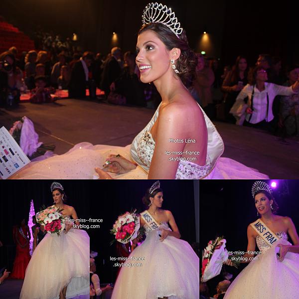 Miss Poitou-Charentes 2016 est Magdalène Chollet