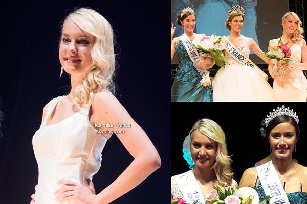 REMPLACEMENT -- Miss Centre Val De Loire 2016 est Cassandre Joris