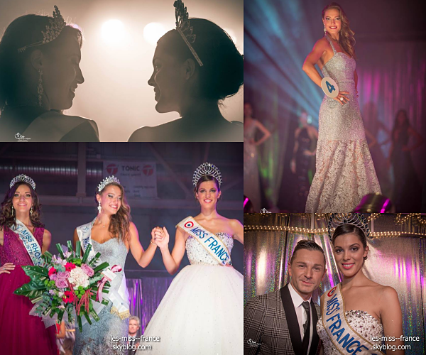 Miss Rhône-Alpes 2016 est Camille Bernard