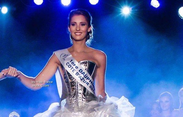 REMPLACEMENT -- Miss Côte d'Azur 2016 est Jade Scotte