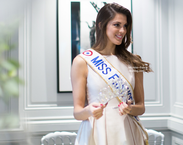 Couronne Miss France / Costume Miss Univers