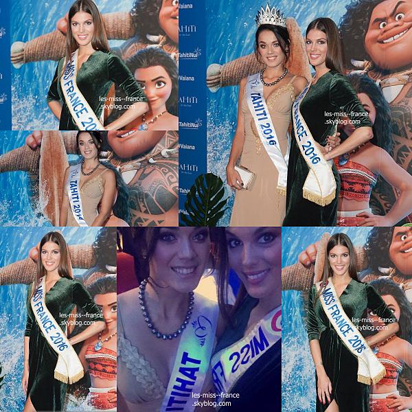 Avant première / Couronne Miss France 2017