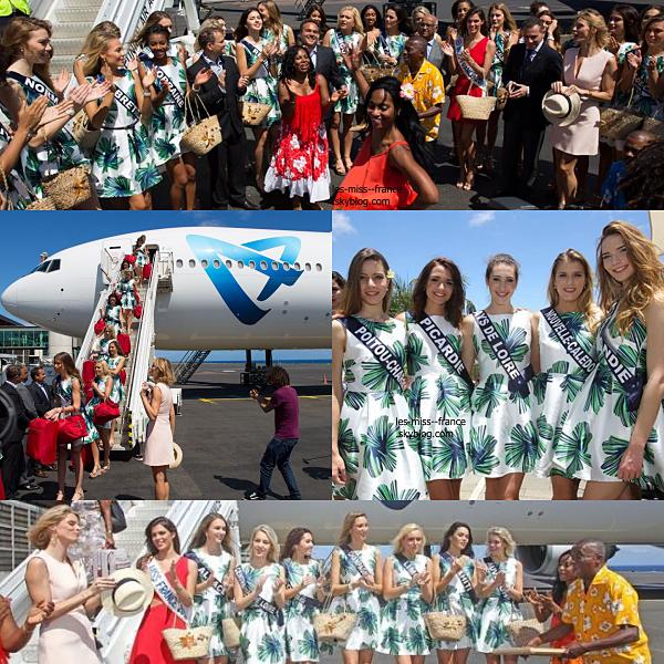 24 Nov. 2016 | Premier jour sur l'île de la Réunion