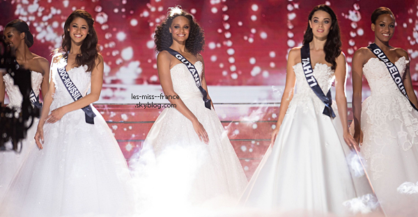 Miss Guyane, est élue MISS FRANCE 2017 !