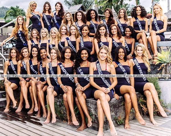 CONCOURS INTERNATIONAUX -- Portrait pour Miss Univers