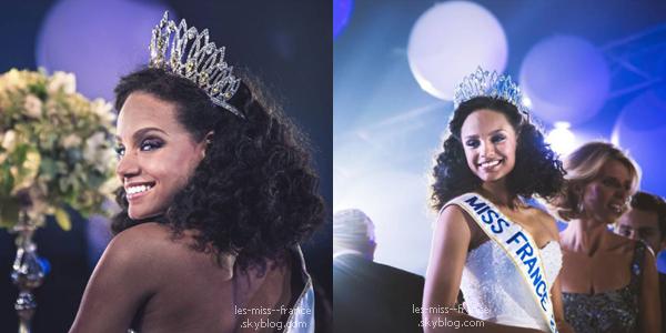 MAGAZINES -- Miss France 2017, Alicia Aylies dans la magazine Gala et Paris Match !