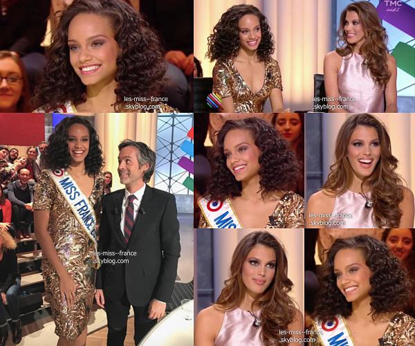 07 Janv. 2017 | Alicia était dans l'émission C l'hebdo sur France5.