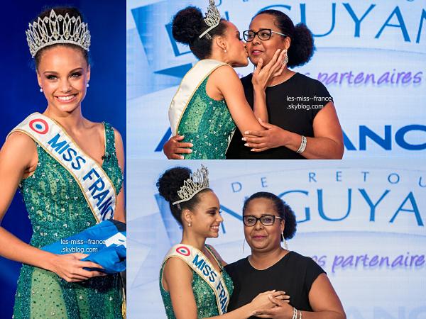 09 au 12 janvier | Alicia est de retour chez elle en Guyane