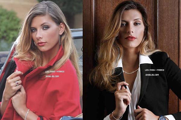 De nouvelle photos de Camille pour le joaillier Bellini