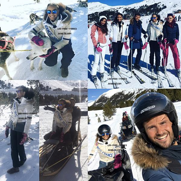 20 - 23 Fév. 2017 | Séjour d'intégration en Andorre