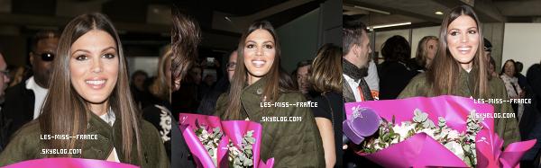 16 Mars 2017 | Iris est de retour en France