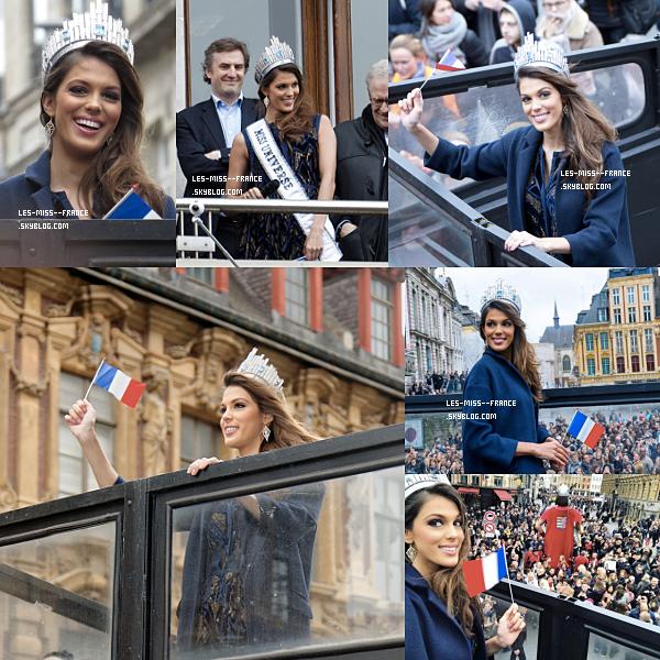 19 Mars 2017 | Iris est de retour à Lille