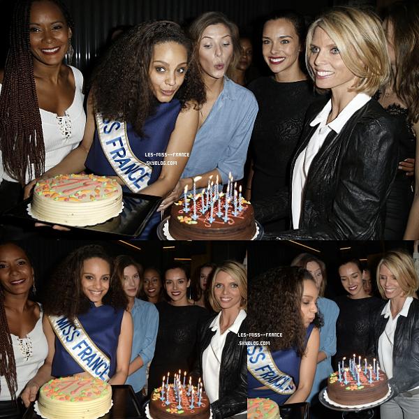 21 avril 2017 | Bon anniversaire à Alicia pour ses 19 ans ♥