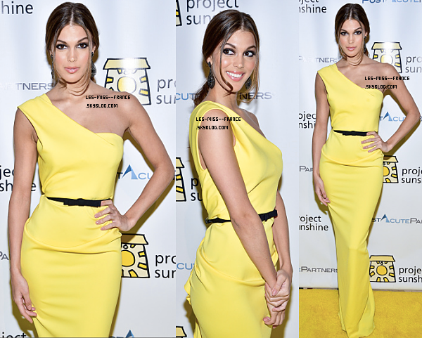 EVENTS -- Gala Cielo Benefit et Project Sunshine