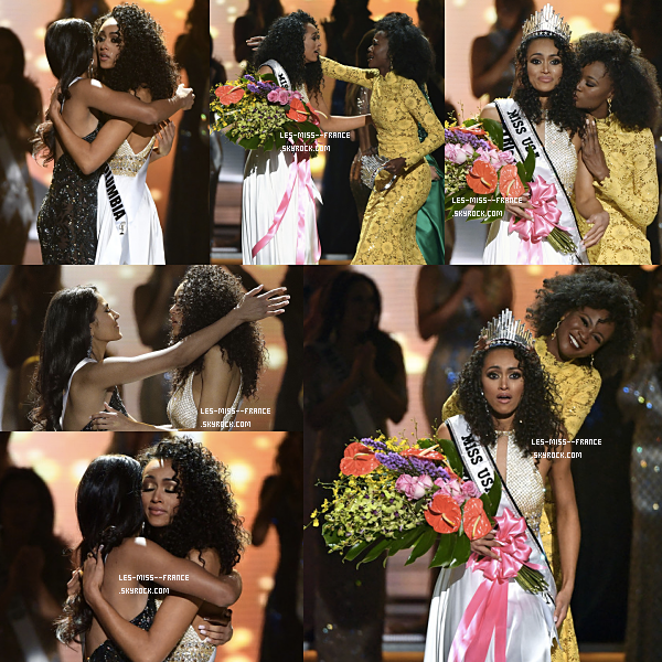 14 mai 2017 | Iris était à l'élection de Miss Usa 2017