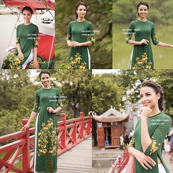 VOYAGE -- Flora est actuellement au Vietnam, depuis le 12 mai 2017.